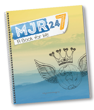 Image of MJR 24/7 - A Book for Life